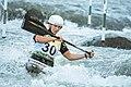 2019 ICF Canoe slalom World Championships 039 - Viktoriia Us.jpg