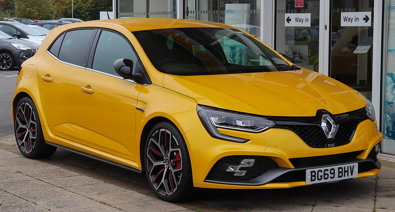 Renault Megane Rs Wikiwand