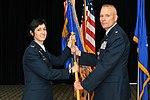 20th Intelligence Squadron welcomes new commander 110728-F-AJ823-042.jpg