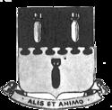 21st Bombardment Group - World War II - Emblem
