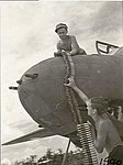 22 Squadron RAAF Boston and armourers New Guinea 1944 AWM OG1540.jpg