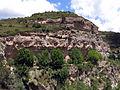 247 Cingles del pla d'Iglésies, des del camí de l'Ermita, Sant Miquel del Fai.JPG