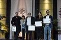 26 Abril 2017. Ministra Paula Narváez participa en premiación a la excelencia periodística organizado por la universidad Padre Hurtado. (33466033764).jpg