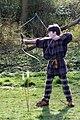 2 Zoon hulpsoldaat pijl&boog LegioIIAugusta BlackBox endeLimes fotoAvdOord.jpg