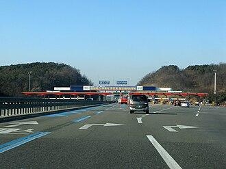 Second Gyeongin Expressway - Image: 2nd Gyeongin Expressway South Incheon TG