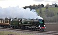 35028 Clan Line, west of Bath, 2013.JPG