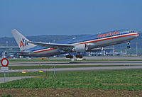 N342AN - B763 - American Airlines