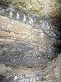 36 Limestone-shale walls of Dyer Avenue 1 (8324966411).jpg