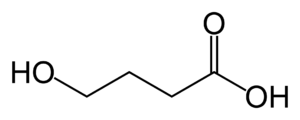 4-hydroxybutanoic-acid