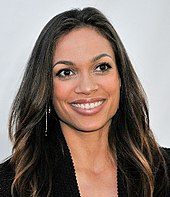 Think, that rosario dawson naked in a movie