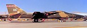 430th Tactical Fighter Squadron - General Dynamics F-111A 67-0113