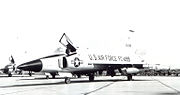 438th Fighter-Interceptor Squadron Convair F-102A-80-CO Delta Dagger 56-1499
