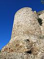 463 Torre de Túbal, a l'angle sud-oest del castell de la Suda (Tortosa).JPG