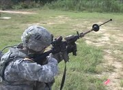 4 IBCT Soldiers test the GREM weapon system during Vanguard Focus Exercise