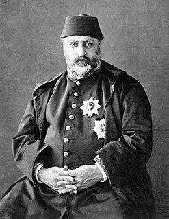 Abdülaziz Sultan of the Ottoman Empire