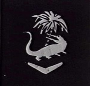 4th Armoured Brigade (Australia) - The 4th Armoured Brigade's formation sign.