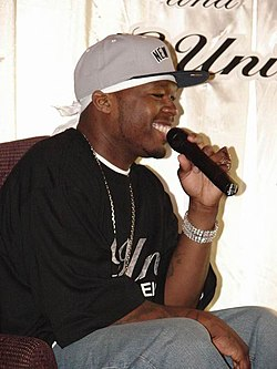 50 Cent w Bangkoku