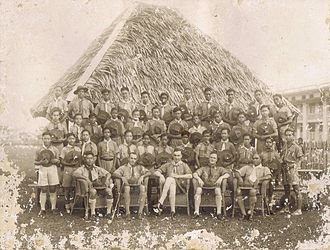 Singapore Scout Association - Troop photo, circa 1937