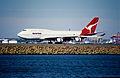 70de - Qantas Boeing 747-400; VH-OJI@SYD;04.09.1999 (4713313034).jpg