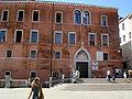 7389 - Venezia - Campo Sant'Angelo - Ingresso ex convento S. Stefano - Foto Giovanni Dall'Orto, 11-Aug-2008.jpg
