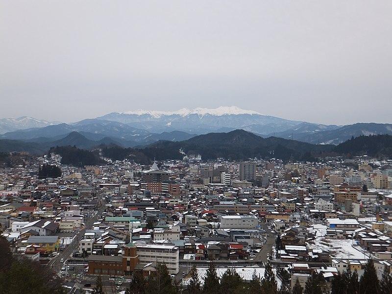 File:7 Chome Kamiokamotomachi, Takayama-shi, Gifu-ken 506-0055, Japan - panoramio (20).jpg