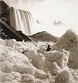 81 William England - Icebergs on the Niagara River.jpg