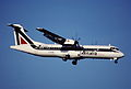 82ah - Alitalia Express ATR 72-500; I-ATMC@ZRH;01.02.2000 (5553267356).jpg