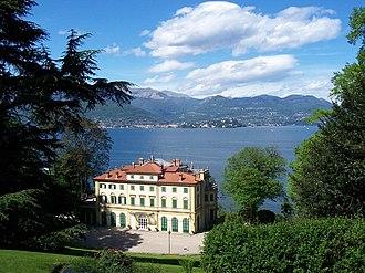 Stresa - Villa Pallavicino