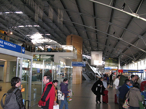 Aéroport punta arenas
