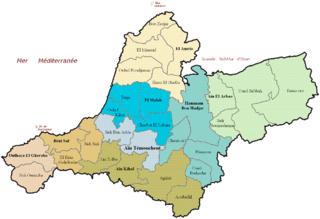 Aïn Témouchent Province Province of Algeria