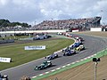 A1GP race at Brands Hatch - geograph.org.uk - 267651.jpg
