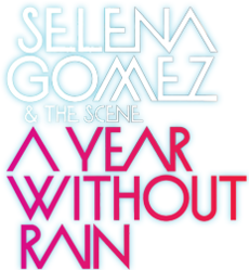 Logo del disco A Year Without Rain