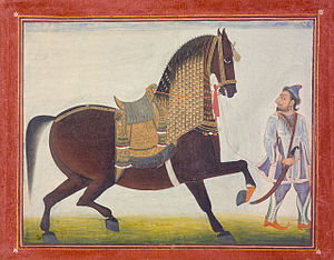 Horse trading - A Horse and His Trader