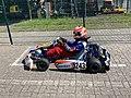 A Racekart driven by Sid Mullasseril.jpg
