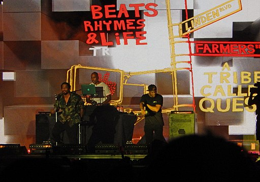 A Tribe Called Quest @ Pitchfork, Chicago, 7 15 2017 (40565139311)
