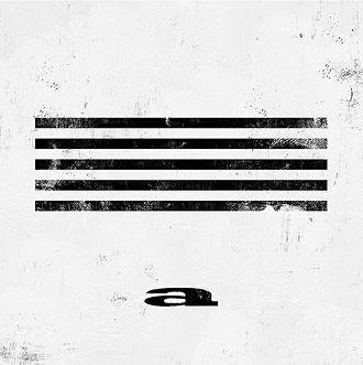 A (Big Bang single album) - Image: A cover Bigbang