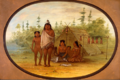 A flathead chief with his family.PNG