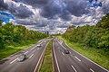 A part of Mülheim an der Ruhr - view highway A40 - panoramio.jpg