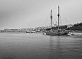 A two-mast ship in Valletta waterfront-IMG 1753.jpg