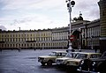 A view of the archway leading to the Winter Palace. It was through this archway in Palace Square that Bolshovik Forces attacked the Winter Palace in the October 1917 Revolution that - DPLA - f573d4d1a329c8b9c777de3f79d624ab.jpeg