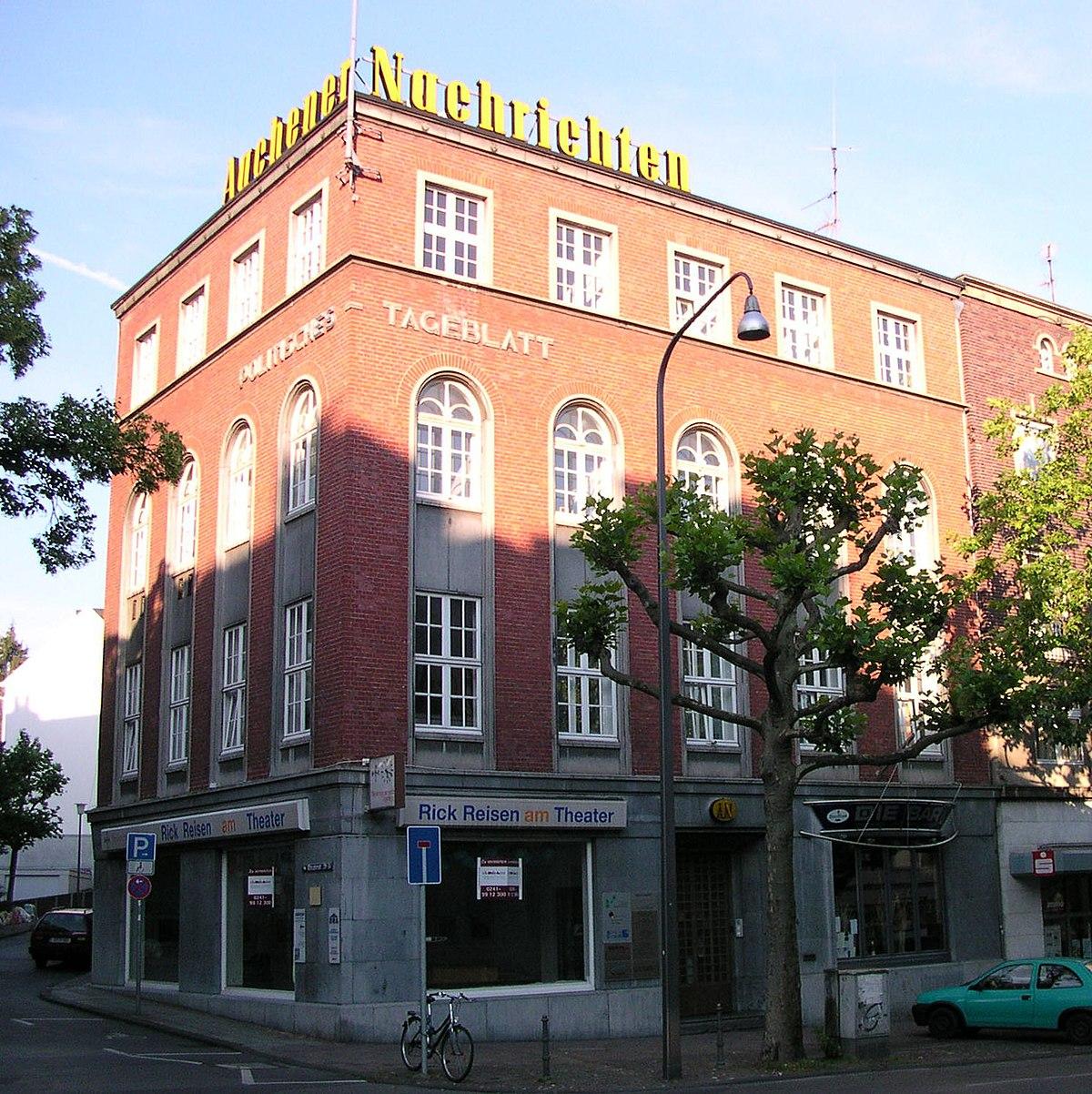 Aachen Heute