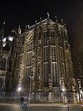 Aachen Dom Chor bei Nacht 1.JPG