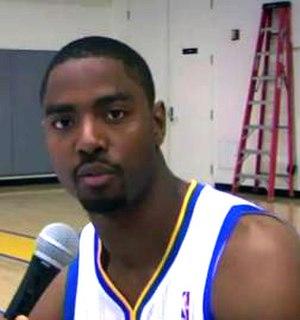 Aaron Miles (basketball) - Aaron Miles at Golden State Warriors 2010 Media Day