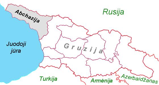 AbchazijaGruzijoje