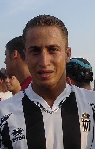 Abdelmajid Oulmers - Image: Abdelmajid Oulmers Sporting Charleroi