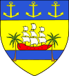 Coat of arms of أبيدجان