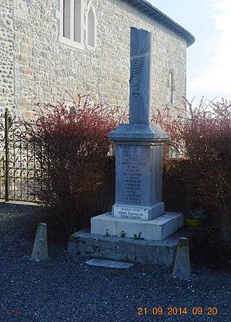Abitain - Abitain War Memorial