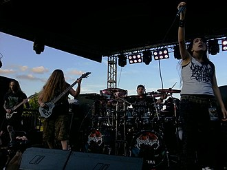 Abnormality (band) - Image: Abnormality
