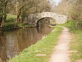 Accommodation Bridge over the Monmouthshire and Brecon Canal near Pencelli - geograph.org.uk - 406101.jpg