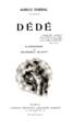 Achille Essebac Dédé cover.png